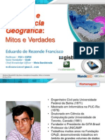 Webinar Big Data e Inteligencia Geografica