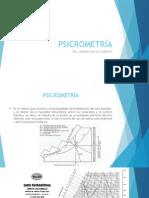PSICROMETRÍA.pptx