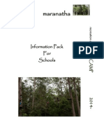 information pack for schools 2011-web