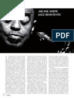 Archie Shepp [Jazz Resistente]
