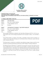 May 5, 2015 HBOE Agenda (Full)