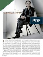 Esa Pekka Salonen [Es Un Gran Oceano]