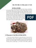 Khái Niệm Vl Sắt Điện Và Tổng Quan Về Vật Liệu BaTiO3