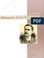 Benito Pérez Galdós - Monografía
