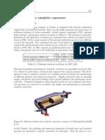 Automotive Catalytic Converter Refining