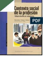 Contexto Social Dela Profesion Uanl PDF