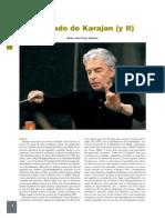 El Legado de Karajan [II]