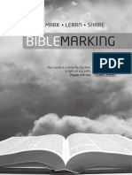 Bible Marking Studies
