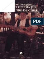 Enciclopedia Del Folklore de Chile