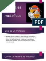 Diapositiva Finalizada Minerales No Metalicos
