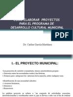 proyectos para municipios