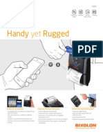Mobile Printer SPP-R300, Bixolon