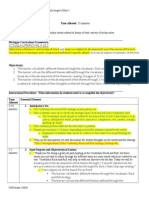 lesson plan for instructional strategies 1