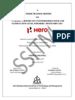 HERO PROMOTIONAL ACTIVITY ETC