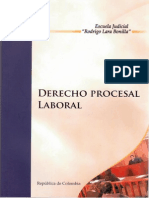 EJRLB-Derecho Procesal Laboral