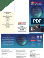 g Com Brochure