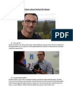 10 Facts About Richard Di Natale