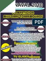 Carnaval de Ambiente Gay Torremolinos 2010