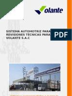 Implementación de Un Sistema Automotriz Para Revisiones Técnicas