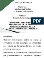 analisis conductimetrico.