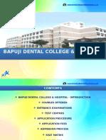 Bapuji Dental College