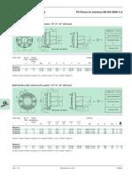 Interface ISO 9409-1 Para Robot