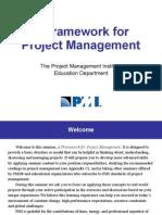 Pm Bok Framework