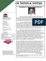 Elder Law News & Notes Feb 2010 Number 67