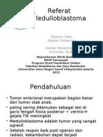 Referat Medulloblastoma