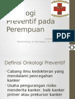 ppt onkologi preventif