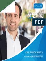Programa PP Balears 2015