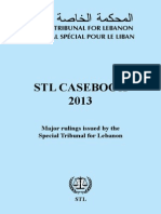 2013 - Casebook