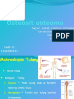 Osteosit osteoma