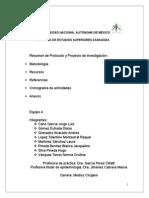 protocolo y proyecto de investigacion