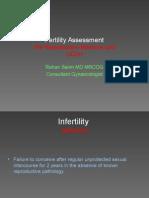 Fertility Assessment