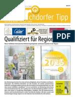 Vorchdorfer Tipp 2015-05