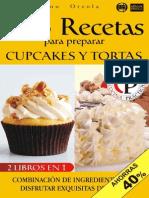 168 Recetas Para Preparar Cupca - Mariano Orzola