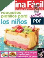Cocina Fácil Nº 8 (Agosto 2012)