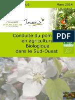 Guide Pratique Pommiers Bio 2014 Vdbd
