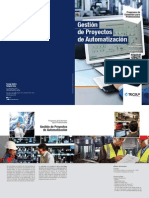 Gestion de Proyectos automatizacion