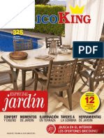 catalogo bricoking 2015 jardin