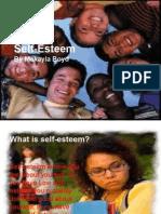 self esteem presentation
