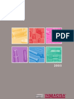 Catalogo Inmacisa, Porta Matrices
