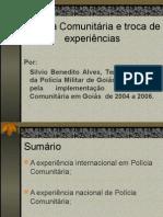 Apresentação de Policia Comunitaria