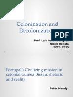 Portugal's Civilizing Mission in Colonial Guinea Bissau