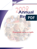 2008 Info Line Annual Report