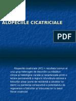 Alopecii cicatriciale