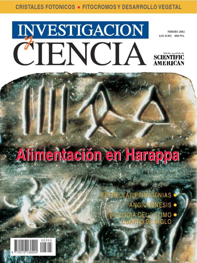 f6510a1e1d Investigación y Ciencia 305 - Febrero 2002