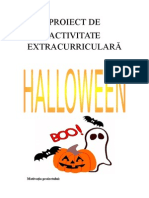 PROIECT de Halloween