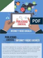 Publidad Comercial (Internet y Redes Sociales)